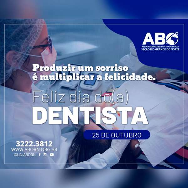 Dia do Dentista